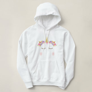 Women's Unicorn Hooded Sweatshirt