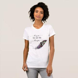 Women's V-cut Bohemian Shirt