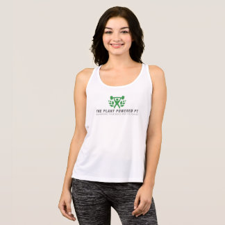 Womens Vest - Transform Your Body and The Planet Tank Top