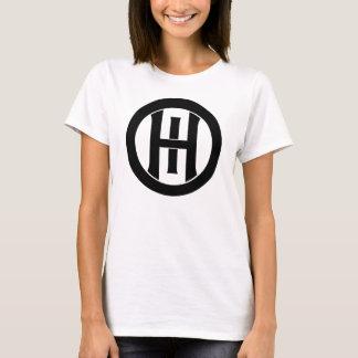 Women's Vintage Ohio Logo T-shirt