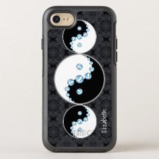 women's volleyball any color yin and yang OtterBox symmetry iPhone 7 case