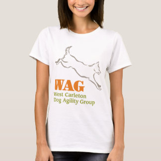 Womens WAG T-Shirt LIGHT
