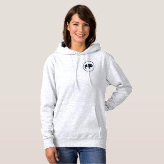 Women's White Buffalo Outdoors Hoodie Sweatshirt