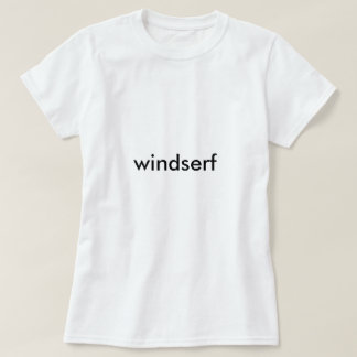 women's windserf t-shirt