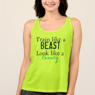 Womens' Workout/Training Tank-top Tank Top