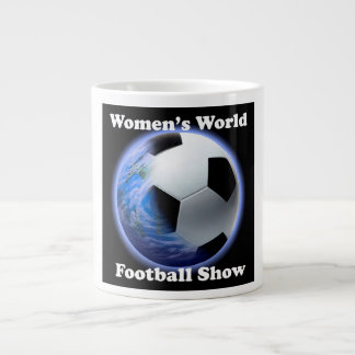 Women's World Football Show Specialty Mug