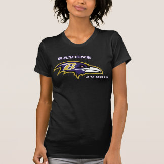 Women's youth football game day t-shirt
