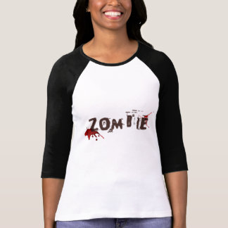 Women's Zombie Print Top
