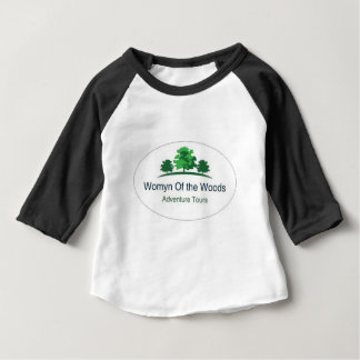 Womyn of the Woods active wear and mugs Baby T-Shirt