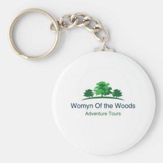 Womyn of the Woods Key tag Keychain