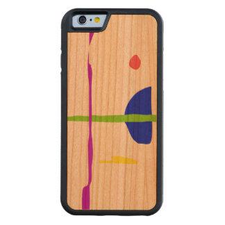 Wonder Carved Cherry iPhone 6 Bumper Case