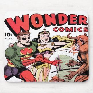 Wonder Comics #10 Mousepad