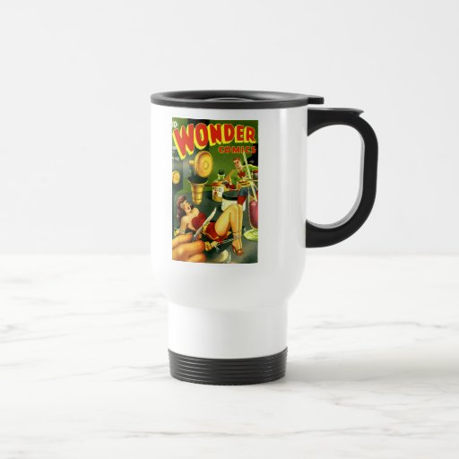 Wonder Comics 15 Mugs