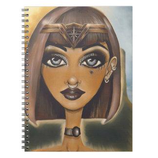 Wonder Doll Spiral Notebook