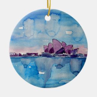 Wonder from Downunder Sydney Ceramic Ornament