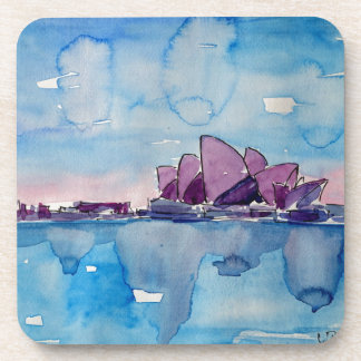 Wonder from Downunder Sydney Drink Coasters