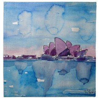 Wonder from Downunder Sydney Napkins