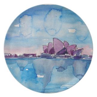Wonder from Downunder Sydney Plate
