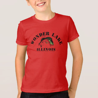 Wonder Kids' American Apparel Fine Jersey T-Shirt