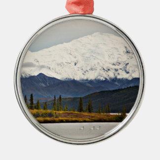 Wonder Lake Metal Ornament
