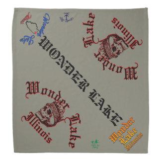 wonder lake old english bandana