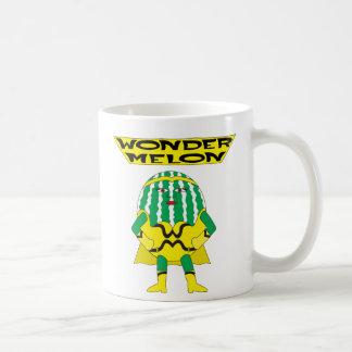 Wonder Melon Coffee Mug