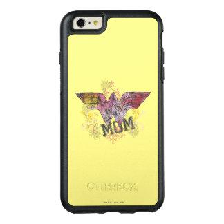 Wonder Mom Mixed Media OtterBox iPhone 6/6s Plus Case