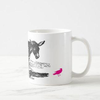 Wonder Valley Wayward Jackass Basic White Mug