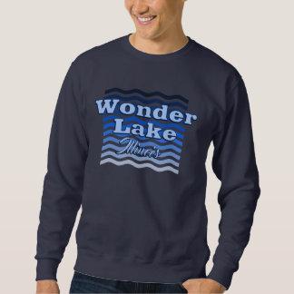 Wonder Wave Men's Basic Sweatshirt
