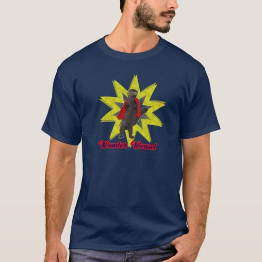 Wonder Weasel T-Shirt