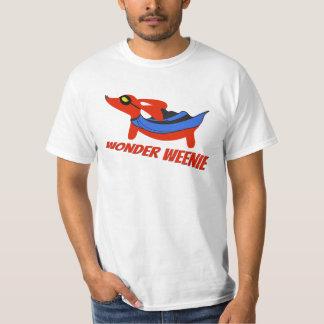 Wonder Weenie Dachshund Unisex Shirt