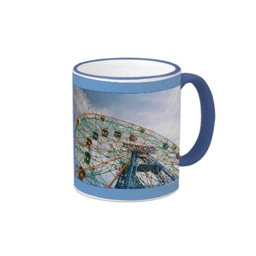 Wonder Wheel Mug