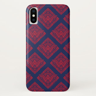 Wonder Woman Amazonian Symbol Case-Mate iPhone Case