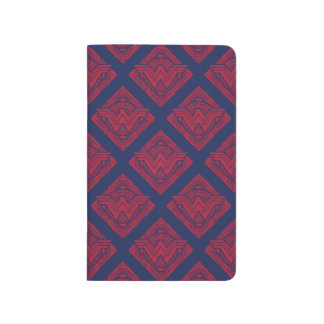 Wonder Woman Amazonian Symbol Journal