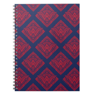 Wonder Woman Amazonian Symbol Notebook