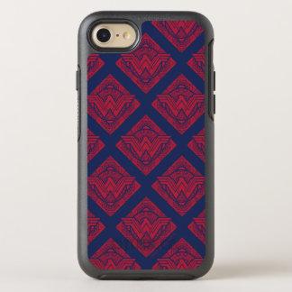 Wonder Woman Amazonian Symbol OtterBox Symmetry iPhone 8/7 Case