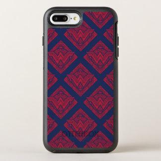 Wonder Woman Amazonian Symbol OtterBox Symmetry iPhone 8 Plus/7 Plus Case