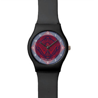 Wonder Woman Amazonian Symbol Watch