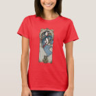 Wonder Woman Art Nouveau Panel T-Shirt