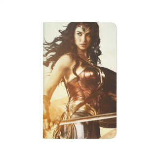 Wonder Woman At Sunset Journal