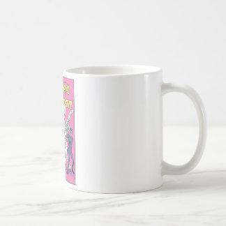 Wonder Woman Battle Prize Classic White Coffee Mug