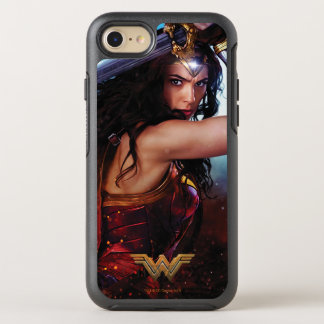 Wonder Woman Blocking With Sword OtterBox Symmetry iPhone 7 Case