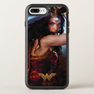 Wonder Woman Blocking With Sword OtterBox Symmetry iPhone 8 Plus/7 Plus Case