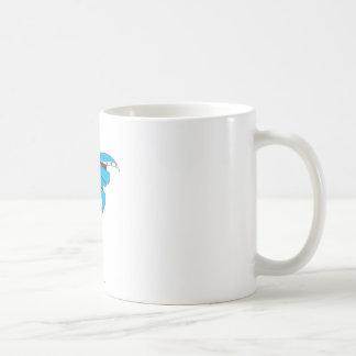 Wonder Woman Cape Classic White Coffee Mug