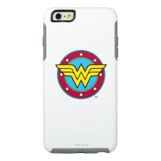 Wonder Woman   Circle & Stars Logo OtterBox iPhone 6/6s Plus Case