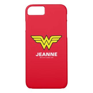Wonder Woman | Classic Logo iPhone 8/7 Case
