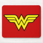 Wonder Woman | Classic Logo Mouse Pad