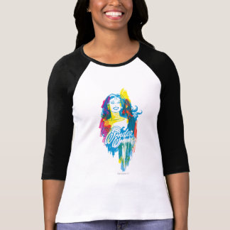 Wonder Woman Colorful 1 T-Shirt