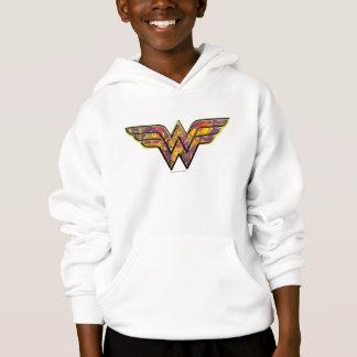 Wonder Woman Colorful Logo