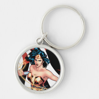 Wonder Woman Comic Cover #12 Keychain